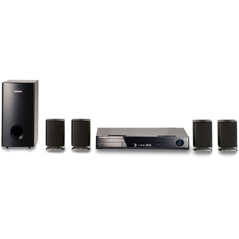 samsung ht z410t 5 1 channel home theater system ht z410t b h
