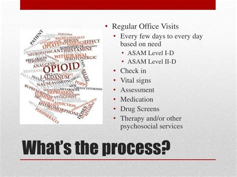 Asam Criteria For Ambulatory Detox by Ppt Ambulatory Withdrawal Management Powerpoint