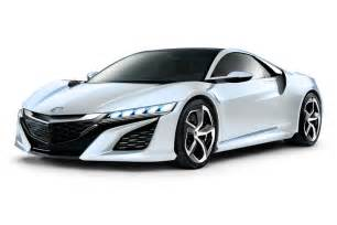 Hinda Acura Next Honda Acura Nsx Will Turbo V6 Clutch