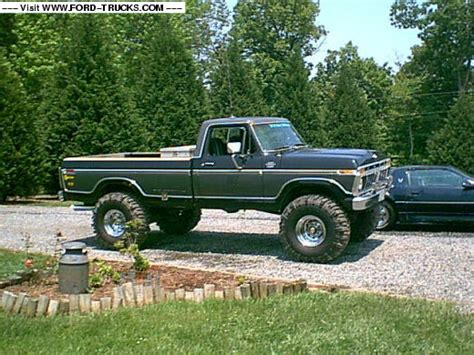 1977 ford f250 parts 1977 ford f250 highboy parts autos post