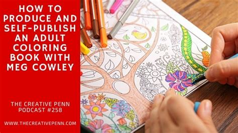 how to publish a coloring book how to self publish a coloring book crafts