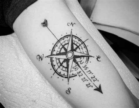 compass tattoo lettering bildergebnis f 252 r tattoo compass tatuajes impresionantes