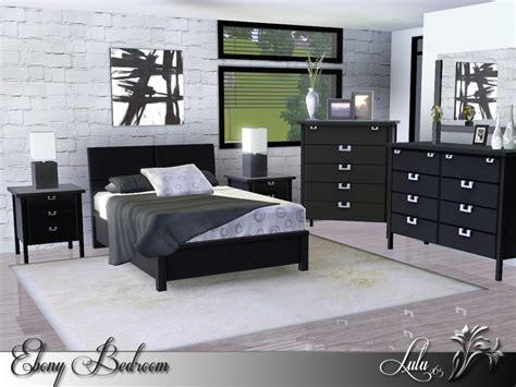 sims 3 bedroom sets lulu265 s ebony bedroom request