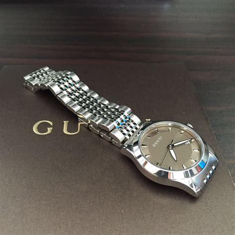 Jam Tangan Gucci Kapsul Gj2114 1 jual beli tukar tambah service jam tangan mewah arloji original buy sell trade in service