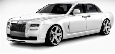 roll royce modified rolls royce ghost gets vorsteiner treatment 187 autoguide