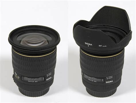 Sigma 20mm F 18 | sigma af 20mm f 1 8 ex review test report
