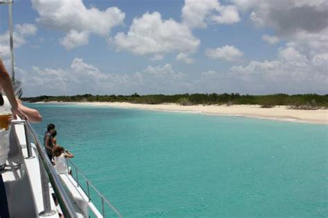 excellence catamaran antigua reviews barbuda beautiful pink beach and the excellence picture