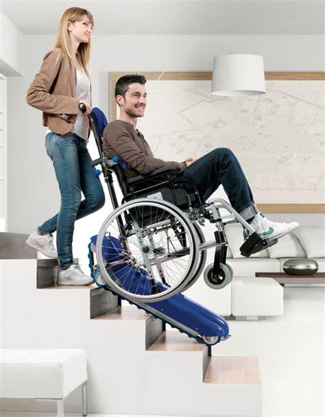 cingolato per sedia a rotelle montascale a cingoli ggm 2004 il montascale cingolato per