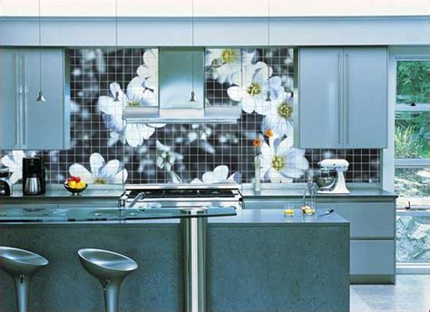 modern kitchen tiles smart home kitchen