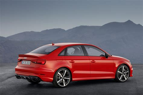 official 2017 audi rs3 sedan gtspirit