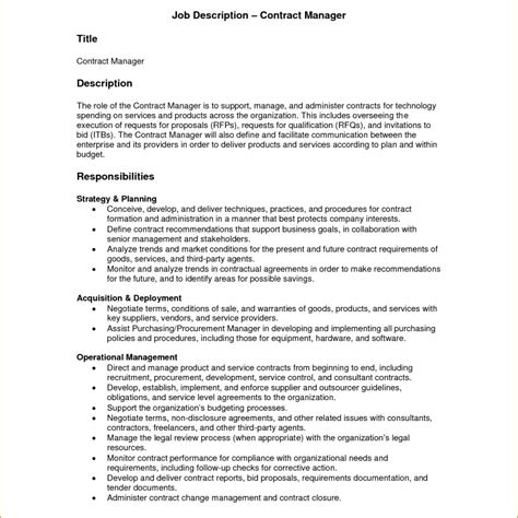design editor job description exle job description template 8 job description