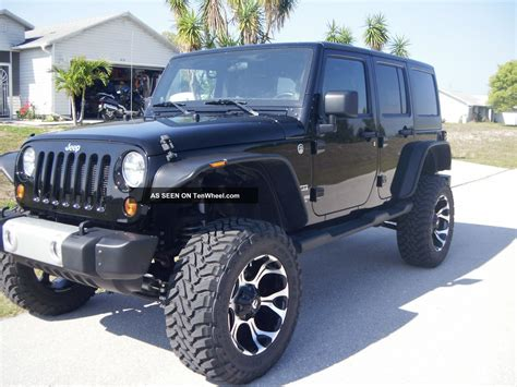 lifted jeeps lifted jeep wrangler 4 door image 142