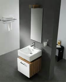 Anna Small Bathroom Vanity by LineaAqua