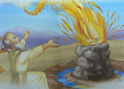 imagenes biblicas del profeta elias profetas bases firmes cristianas para ni 241 os