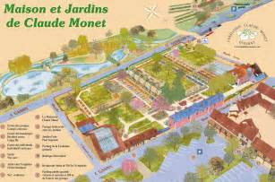 Giverny France Map by Monet S Garden Giverny France Helloworldrelay Part Ii