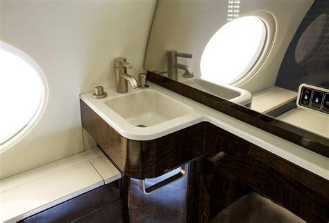 private plane bathroom kitchens to bathrooms private jet cabin interior options