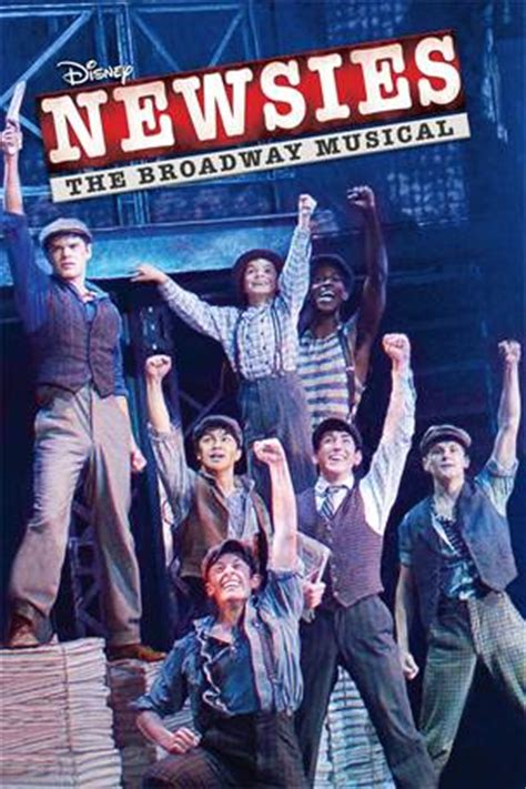 newsies from disney on broadway | life with heidi