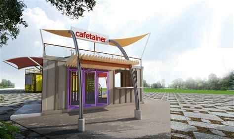 desain cafe mungil belajar desain jasa desain cafe container kantor
