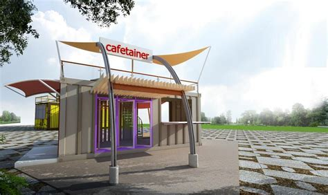 desain eksterior kantor minimalis belajar desain jasa desain cafe container kantor