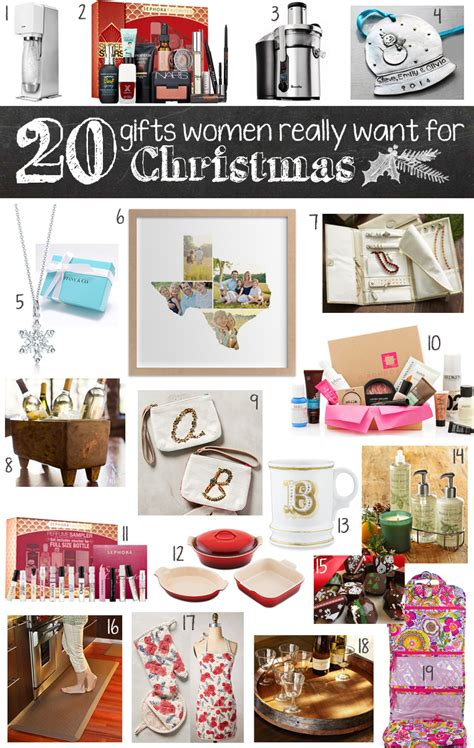 Womens Gift Ideas - 20 gifts really want for c makery