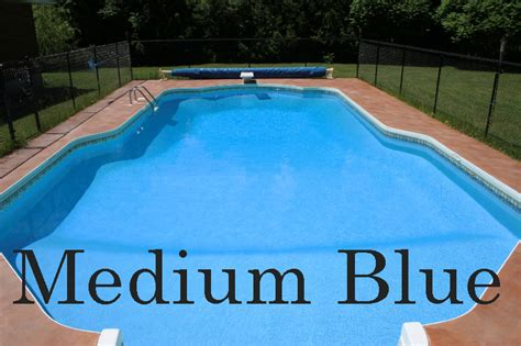 concrete pool paint colors images
