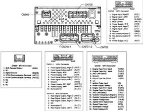 toyota 58806 маtsushita сq tt3070 58812 cq tt3370a car stereo wiring diagram harness pinout
