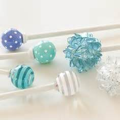 Curtain Rods For Kids Room 1000 Images About Finial Ideas For Curtain Rods On
