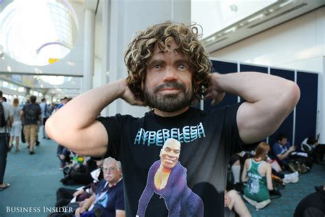 peter dinklage mask the best game of thrones cosplay at sdcc 2015