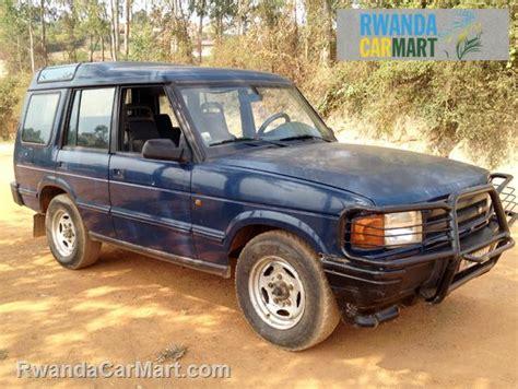 used land rover suv 1997 1997 land rover discovery rwanda carmart