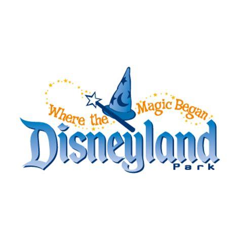 disneyland park vector logo disneyland park logo vector