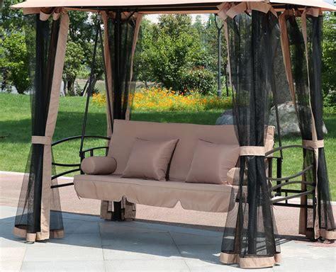 ricambi per dondolo da giardino set teli laterali ricambio per dondolo giardino moschiere