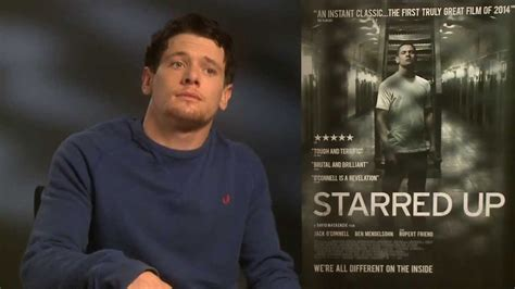starred up film youtube starred up jack o connell interview with princess nyah