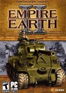 empire earth ii wikipedia