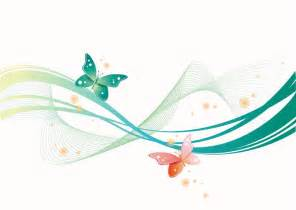 butterfly clip art abstract wave with butterfly background silhouettes amp clipart pinterest