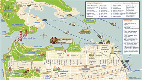 san francisco bridges map golden gate bridge on the map is a united states where