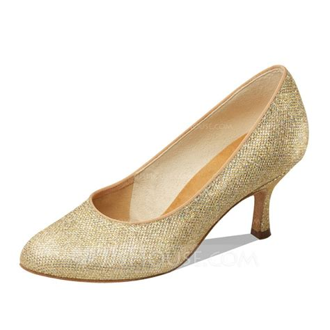 s sparkling glitter heels pumps ballroom shoes
