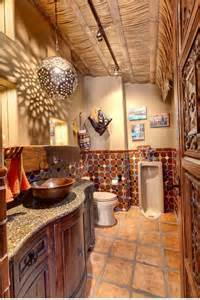 Spanish Bathroom Design colorful spanish style bathrooms creativeresidence