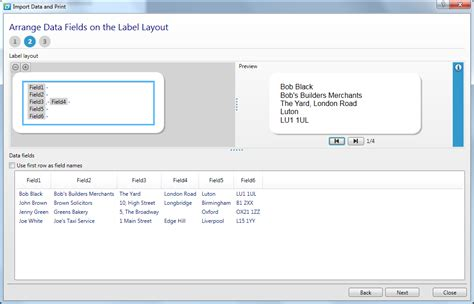 dymo label templates for word mail merge in excel 2007 e mail merge tutorial using
