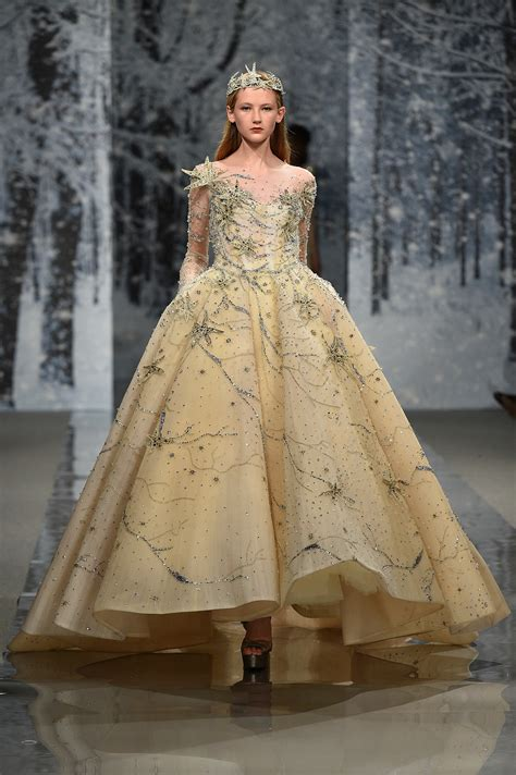 15 At Couture by Mandatory Viewing Ziad Nakad Bestows Couture Perfection
