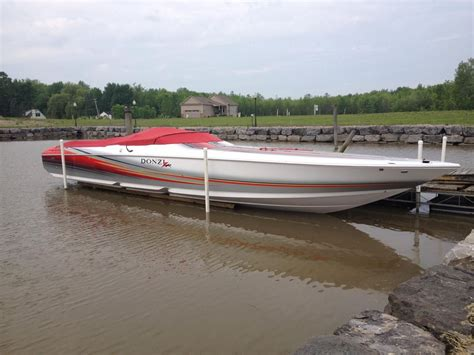 donzi powerboats for sale uk 2007 donzi 43 zr power new and used boats for sale