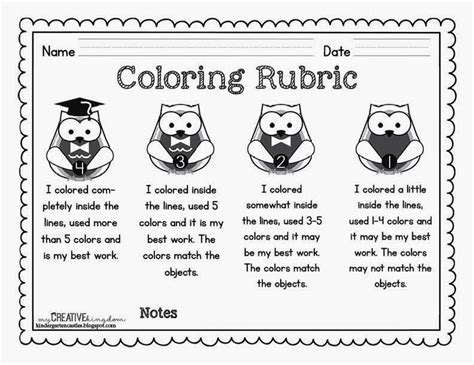 Book Report Worksheet For Kindergarteners by Best 25 Kindergarten Rubrics Ideas On
