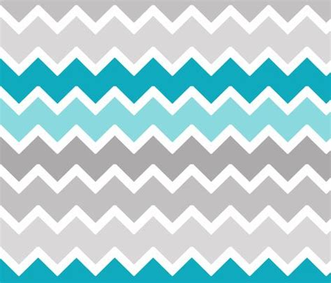 turquoise aqua teal blue grey gray ombre chevron wallpaper border fabric and gift wrap i have