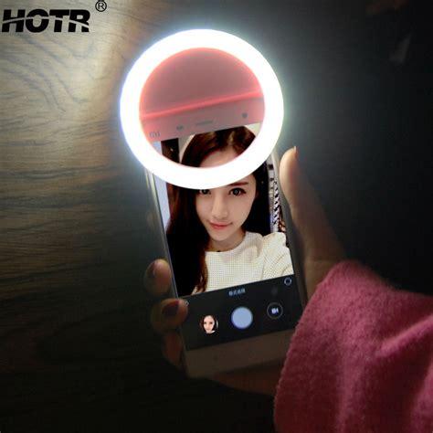 Lu Selfie Flash Light Selfie Light Selfie lightning flash selfie led flash light bright fill in light smartphone clip synchronous auto