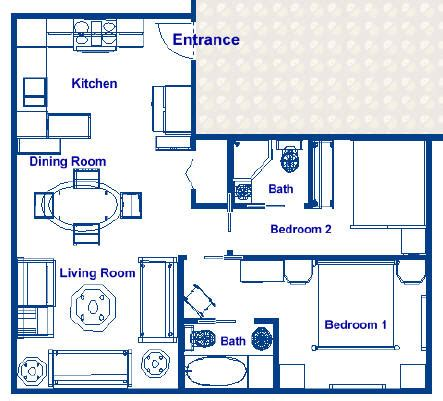540 sq ft floor plan ocean liner luxury resorts 540 sq ft resort residence
