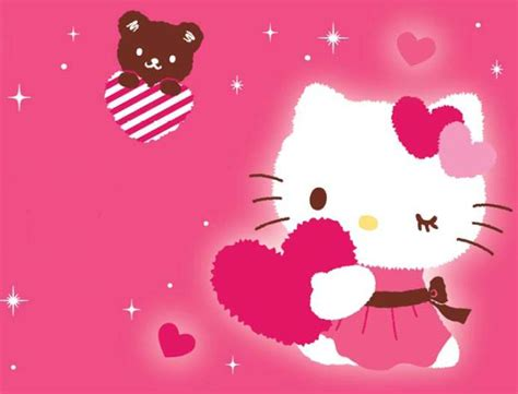 wallpaper hello kitty san valentin wallpapers hello kitty san valent 237 n imagui