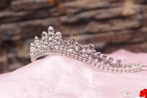Handmade Wedding Tiaras - unique handmade tiaras for wedding princess tiara crown
