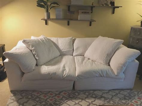 restoration hardware cloud sectional 1000 ideas about restoration hardware sofa on pinterest