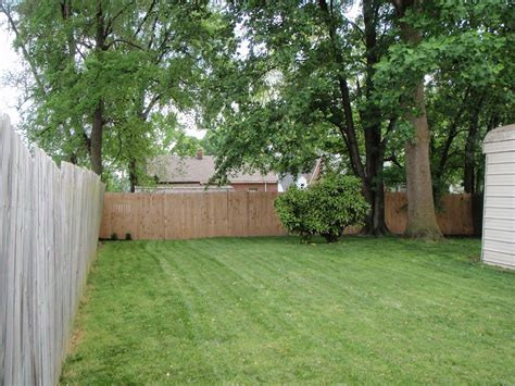 Picture Of A Backyard by Backyard Blue Door Properties