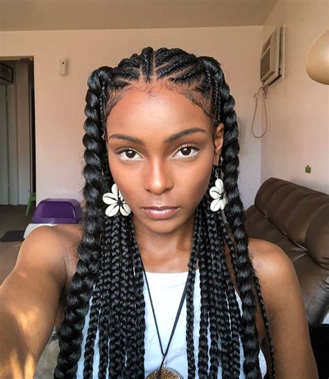 nice girl hairstyles cornrows twists remember this nara african hair braiding narahairbraiding on