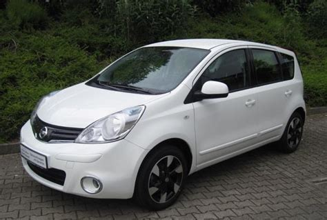 nissan note 2005 white lhd nissan note 03 2013 white lieu
